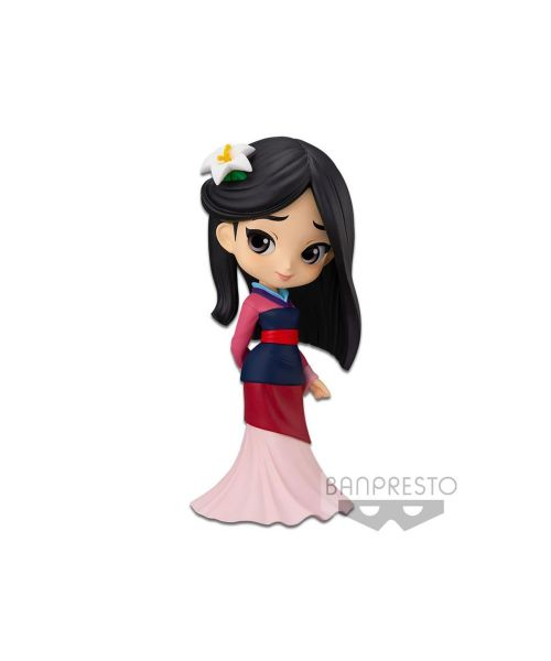 Q Posket - Disney - Mulan (A Normal Color Ver)