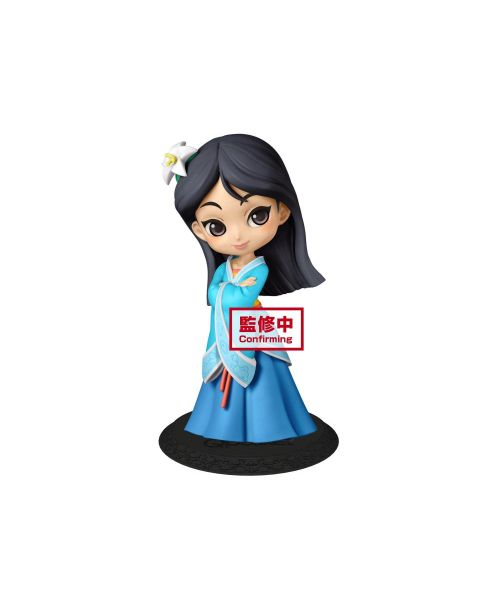 Mulan once again joins Banpresto's Q Posket line in her royal attire. The Royal Style Collection showcases some of the most popular Disney characters! Add her to your collection today! ,