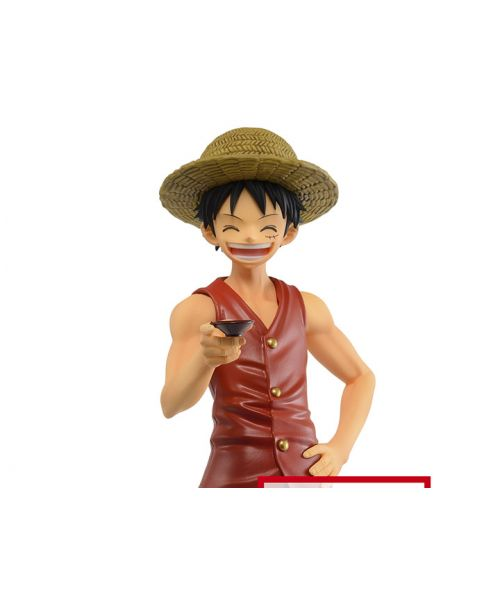 One Piece - Magazine Figure - Special Episode Luffy - Vol.1