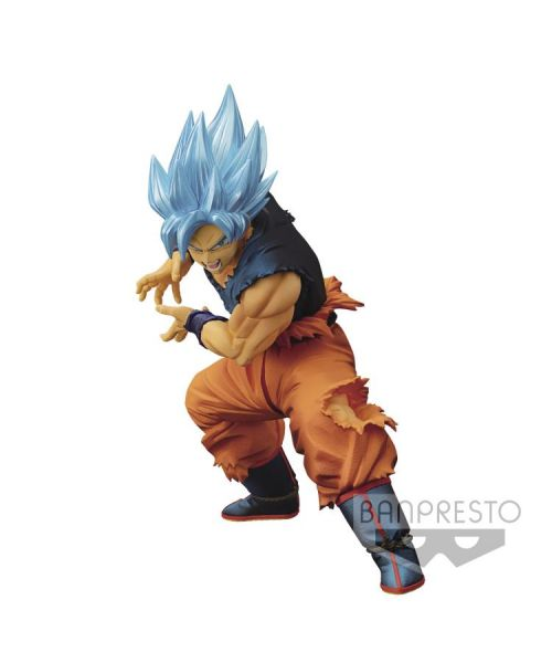 Dragon Ball Super Maximatic Vol.2 Super Saiyan God Super Saiyan Goku