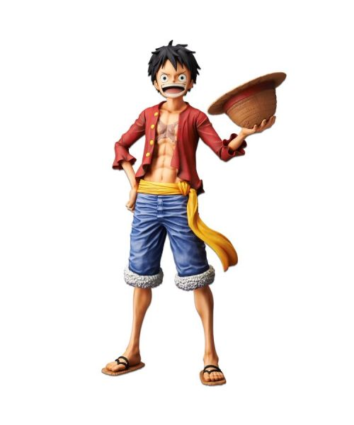 One Piece Grandista Nero Monkey D Luffy