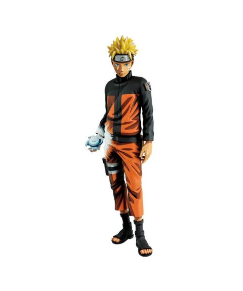 Naruto Shippuden: Grandista Shinobi Relations - Naruto Uzumaki Manga Dimensions