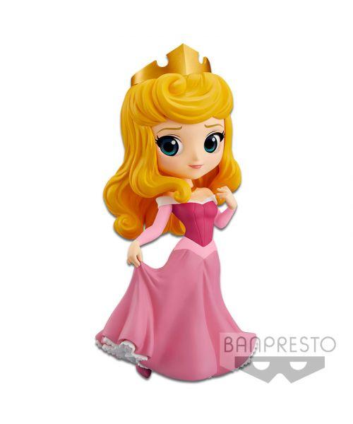 Q Posket Princess Aurora (Pink Dress)