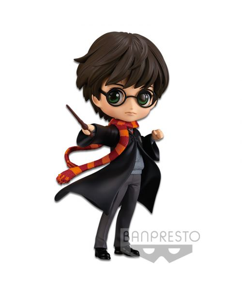 Harry Potter joinsBanpresto's Q Posket range! This high quality figure is so detailed and a must for all Posket collectors and Harry Potter fans! Addhim to your collection today!