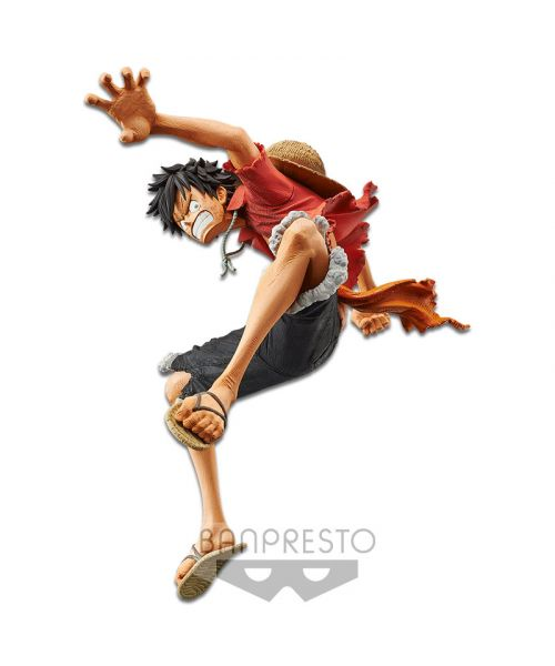 One Piece Stampede - King of Artist Monkey D. Luffy