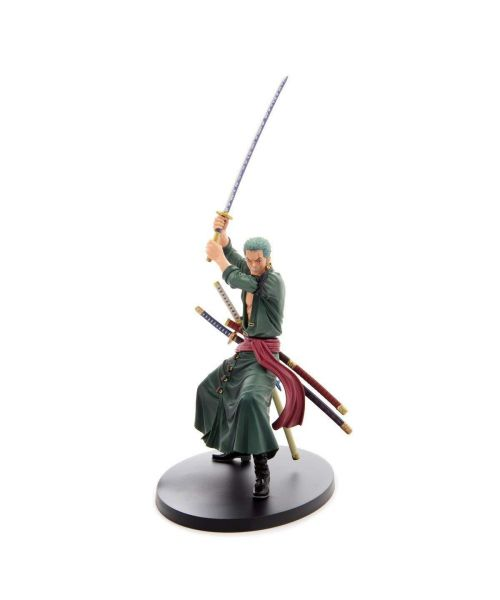 One Piece Swordsmen Moment Figure vol.1 Roronoa Zoro