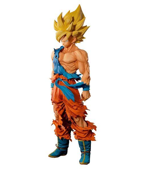 Dragon Ball Z Super Saiyan Goku Master Stars Piece Supreme The Son Goku Figure