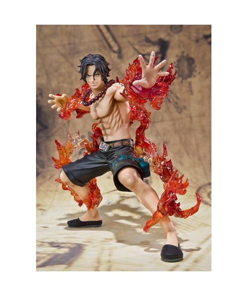 S.H.Figuarts Zero Portgas D. Ace Battle Version